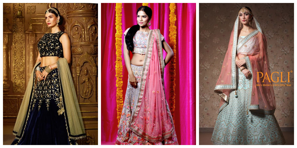 15 Best Bridal Lehenga Shops In Mumbai Santacruz To Find Your Dream Bridal Lehenga In Mumbai Bridal Wear Wedding Blog