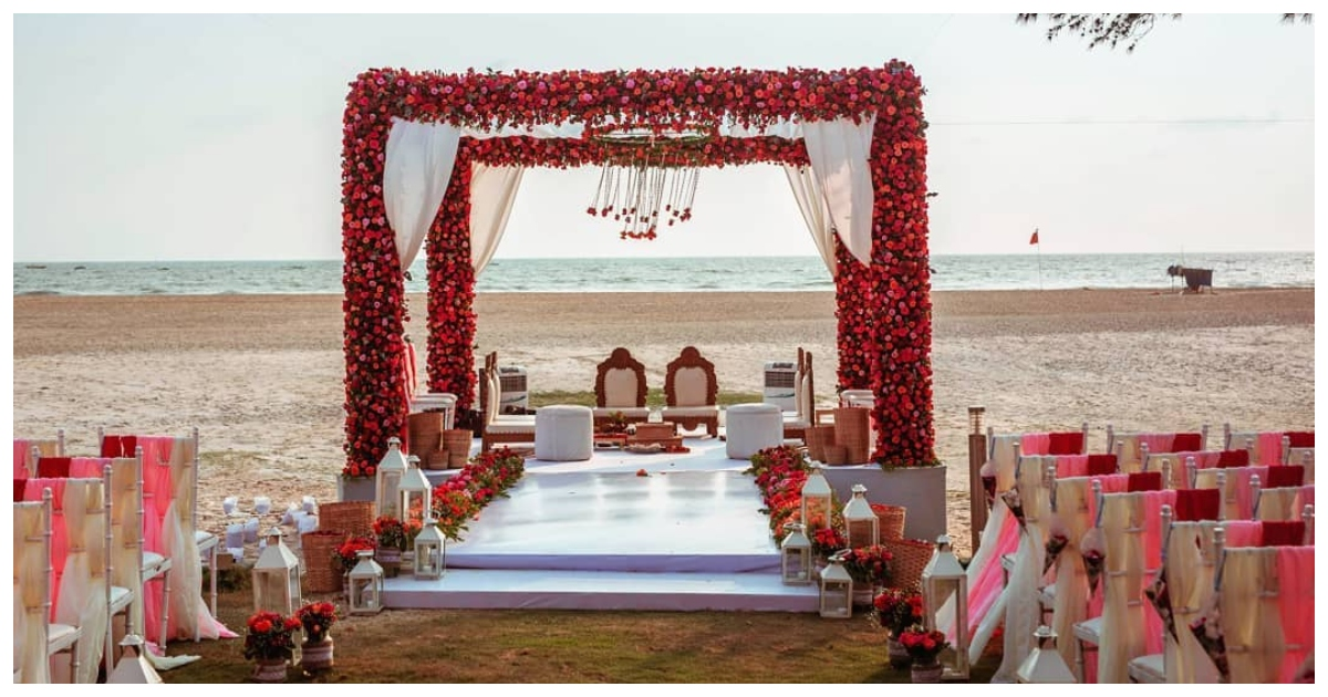 10 Venues In Goa For A Destination Wedding Costing Under Inr 15 Lacs Real Wedding Stories Wedding Blog