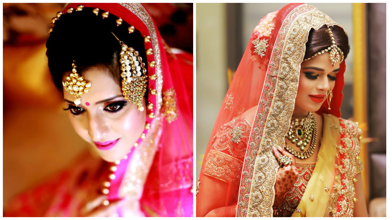 Top 5 Bridal Makeup Artists In Ludhiana Who Can Ace That Wedding Day Look Wedding Vendors Wedding Blog
